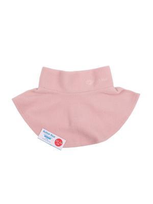 Воротник Button Blue. Цвет: розовый