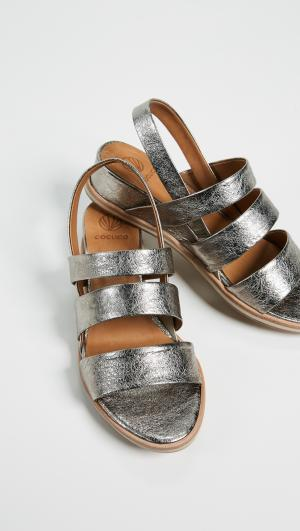 Koi Strappy Sandals Coclico Shoes