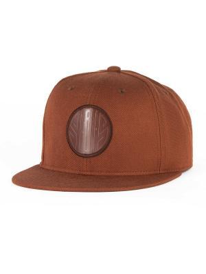 Бейсболка SKILLS 04. Цвет: коричневый
