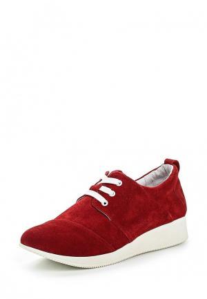 Кроссовки Pink Frost. Цвет: красный