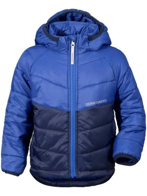 Куртка SUNNE DIDRIKSONS. Цвет: темно-синий