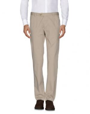 Повседневные брюки AUTHENTIC ORIGINAL VINTAGE STYLE. Цвет: бежевый