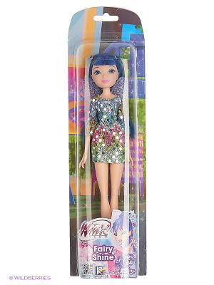 Кукла Winx Club Диско Musa. Цвет: светло-зеленый, фиолетовый