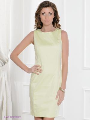 Платье Top Secret. Цвет: салатовый
