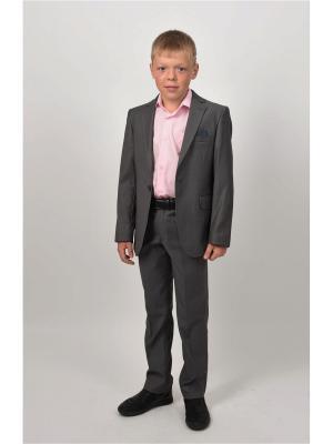 Костюм для мальчика HERDAL. Цвет: серый