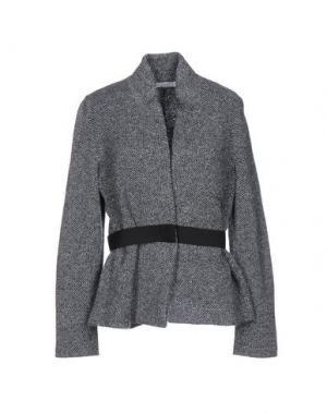 Пиджак AMINA RUBINACCI. Цвет: серый