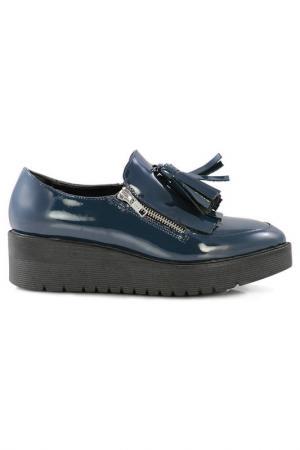 Ботинки FORMENTINI. Цвет: navy