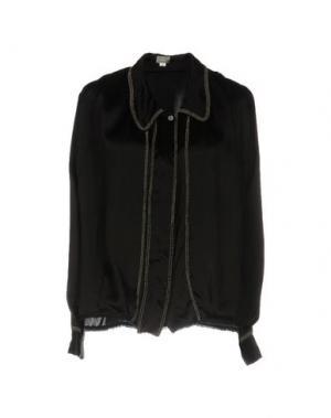 Pубашка JUPE by JACKIE. Цвет: черный