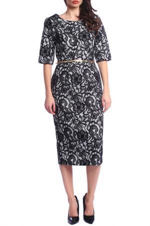 DRESS Moda di Chiara. Цвет: black, grey