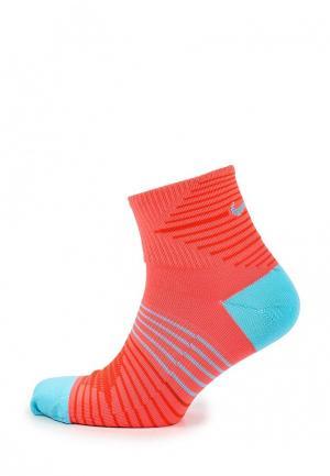 Носки Nike. Цвет: розовый