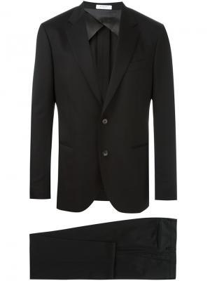 Classic two-piece suit Boglioli. Цвет: чёрный