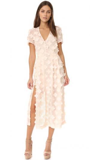 Платье Could It Be Magic Alice McCall. Цвет: голубой