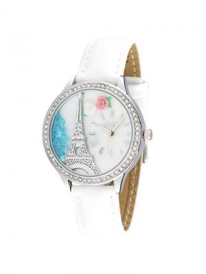 Наручные часы MN990white Mini.. Цвет: серебристый, белый
