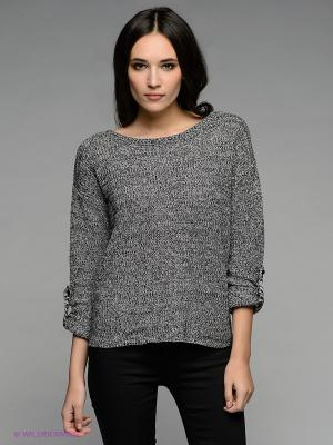 Джемпер Vero moda. Цвет: черный, серый