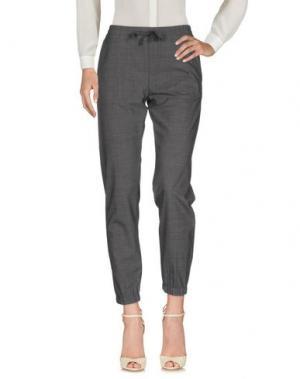 Повседневные брюки CARHARTT. Цвет: свинцово-серый
