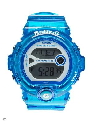 Часы Baby-G BG-6903-2B CASIO. Цвет: голубой