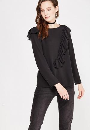 Блуза Brave Soul. Цвет: черный