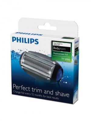 Бритвенная головка Philips TT 2000/43. Цвет: серебристый