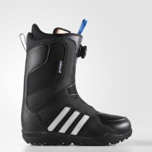 Сноубордические ботинки Tencza ADV  Originals adidas. Цвет: черный