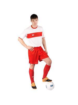 Футболка игровая Line 2K. Цвет: белый