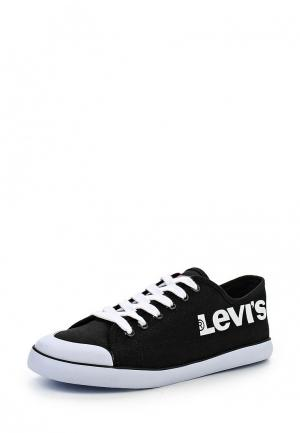 Кеды Levis® Levi's®. Цвет: черный