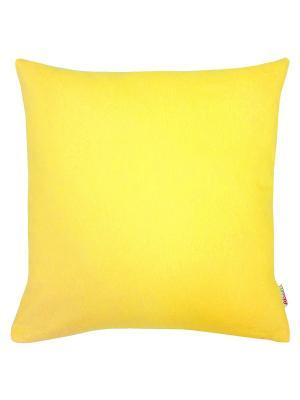 Чехол для декоративной подушки Лючия Altali. Цвет: желтый