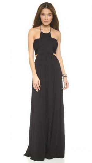 Платье Nita Rachel Pally. Цвет: голубой