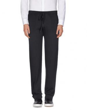 Повседневные брюки GENTRYPORTOFINO. Цвет: серый