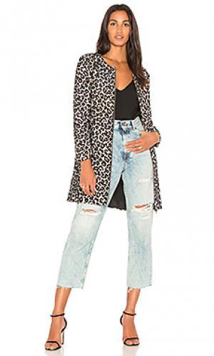 Пальто adeltia cupcakes and cashmere. Цвет: коричневый