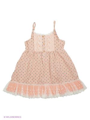 Сарафан Evita Baby. Цвет: коралловый
