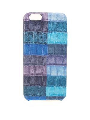 Чехол для iphone 6 JD.ZARZIS. Цвет: синий