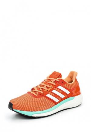 Кроссовки adidas Performance. Цвет: оранжевый