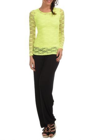 Блуза Les Chineuses. Цвет: зеленый