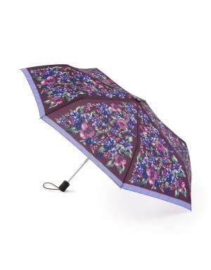 Зонт aвтомат Лесные цветы Henry Backer. Цвет: красный