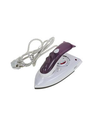 Утюг Sinbo SSI 2862 белый/пурпурный 800Вт. Цвет: белый