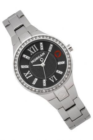 Часы MORGAN DE TOI. Цвет: silver