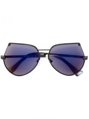 Солнцезащитные очки Embassy Grey Ant. Цвет: чёрный
