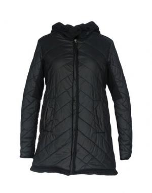 Куртка EMMA&GAIA. Цвет: темно-зеленый