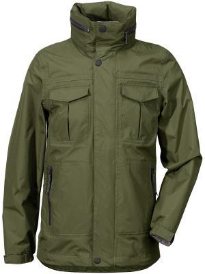 Куртка HENRI DIDRIKSONS. Цвет: серо-зеленый