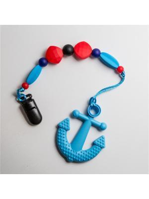 Игрушки-подвески Краски лета. Цвет: темно-синий, красный, синий