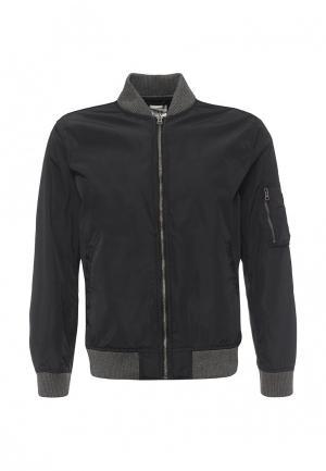 Куртка Gap. Цвет: черный