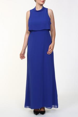 Платье Frank Lyman Design. Цвет: ярко-синий