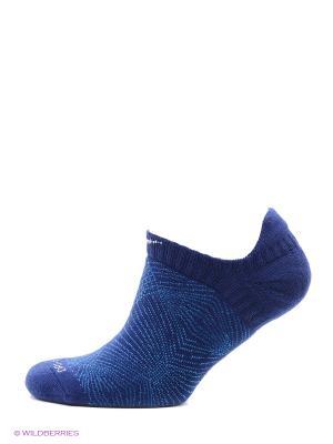 Носки 3PPK WOMENS DRI FIT GRAPHIC 2 Nike. Цвет: синий, серый, белый