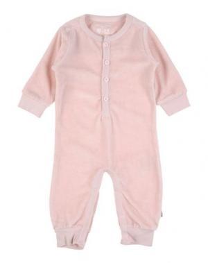 Детский комбинезон IMPS&ELFS. Цвет: розовый
