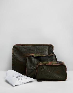 Herschel Supply Co Дорожная сумка Standard Issue. Цвет: зеленый
