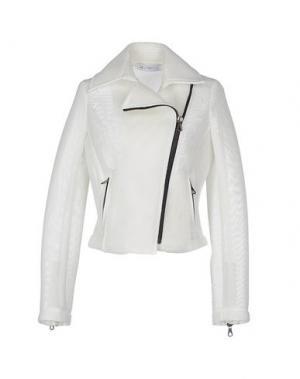 Куртка LEITMOTIV. Цвет: слоновая кость