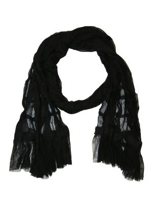 Платок Passigatti. Цвет: черный