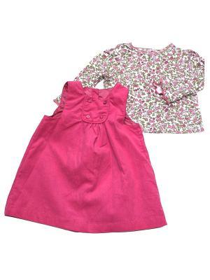 Комплект из 2-х предметов Пурпурный цветок Little Me
