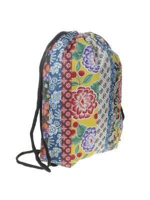 Рюкзак женский Migura. Цвет: желтый, синий, зеленый, фиолетовый, красный
