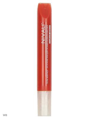 Гель-маркер с хной (оранжевый) Nivali ГМО007. Цвет: оранжевый